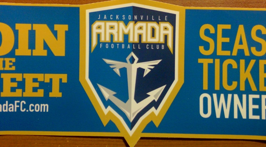 Armada Season Ticket Holder